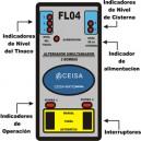 FL 04 - Control de Bombeo para 2 Bombas Cisterna y Tinaco