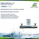 Purificadores - IndMass - Acero Inox EB-111-SS