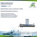 Purificadores - IndMass - Acero Inox EB-35-SS