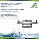 Purificadores - IndMass - 12 SS - UV