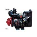 Bomba -WDM- Contra Incendio motor  Yanmar